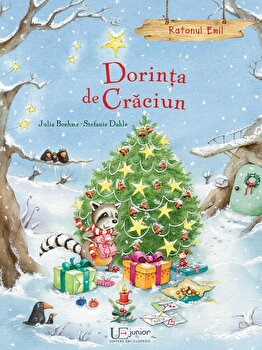 Dorinta de Craciun/Julia Boehme, Stefanie Dahle de la Univers Enciclopedic Books