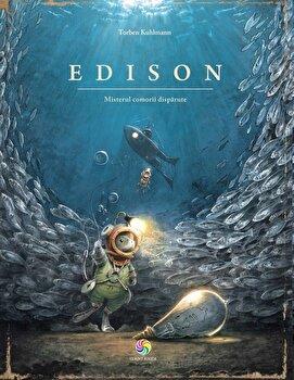 Edison. Misterul comorii disparute/Torben Kuhlmann de la Corint