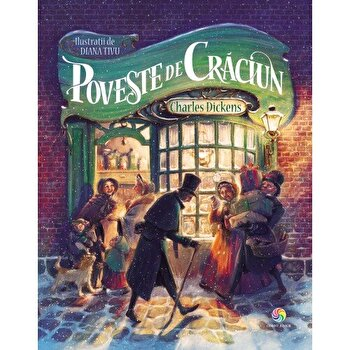 Poveste de Craciun/Charles Dickens de la Corint