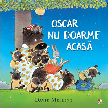 Oscar nu doarme acasa/David Melling de la Litera