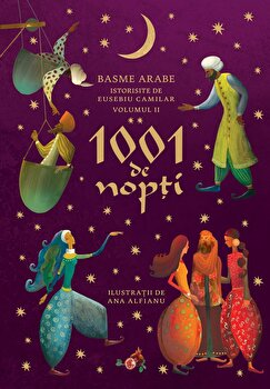 Imagine 1001 De Nopti: Basme Arabe Istorisite Eusebiu
