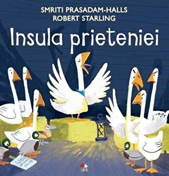 Insula prieteniei/Smriti Prasadam-Halls de la Litera