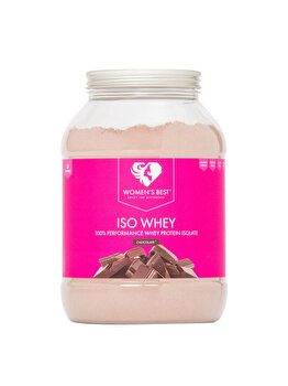 ISO Whey 85% 1000g – Chocolate de la WOMEN'S BEST