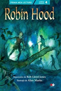 Robin Hood/Rob Lloyd Jones de la Litera