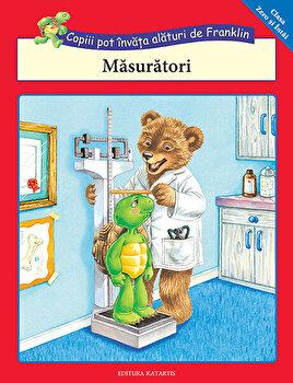 Franklin: Masuratori/Rosemarie Shannon, M. Ed, de la Katartis