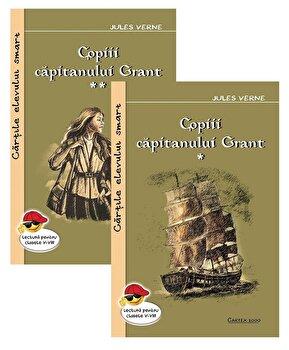 Copiii capitanului Grant (2 vol.)/Jules Verne de la Cartex 2000