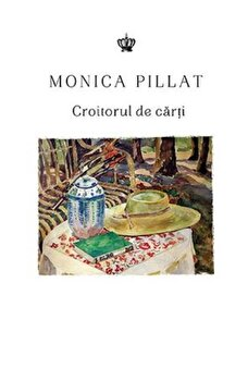 Croitorul de carti/Monica Pillat de la Baroque Books & Arts