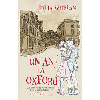 Un an la Oxford/Julia Whelan de la RAO