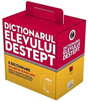 Pachet: Dictionarul elevului destept/*** de la Litera