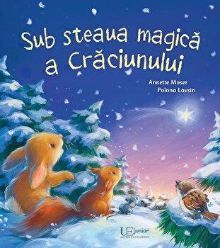 Sub steaua magica a Craciunului/Annette Moser, Polona Lovsin de la Univers Enciclopedic Books