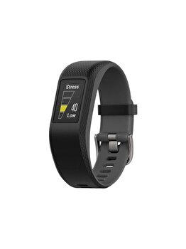 Bratara fitness Vivosport, Garmin, GPS, 148-215 mm, Large, 010-01789-22, Negru de la GARMIN