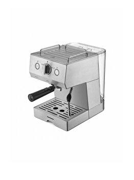 Espressor, Heinner, 1140 W, 1.5L, inox, HEM-1140SS, Gri