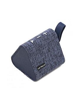 Boxa portabila, Serioux, Wave Prism, 3 W, Bluetooth, Albastru de la SERIOUX