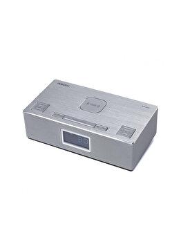 Radio FM cu ceas, Horizon, 10 W, 2.0, BT, AUX, USB, HAV-P4200, Gri de la HORIZON