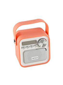 Boxa portabila Joy, Serioux, 5 W, Bluetooth, SRXS-JOYBLTPCH, Portocaliu de la SERIOUX