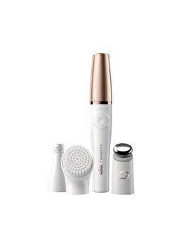 Dispozitiv 3 in 1 pentru epilare, tonifiere si curatare faciala Braun 911 FaceSpa Pro, ingrijire ca la salon, reincarcabil de la Braun