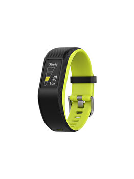 Bratara fitness Vivosport, Garmi, GPS, 148-215 mm, Large, 010-01789-23, Verde de la GARMIN