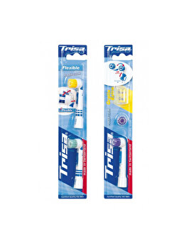 Set rezerve periuta de dinti Plaque Clean