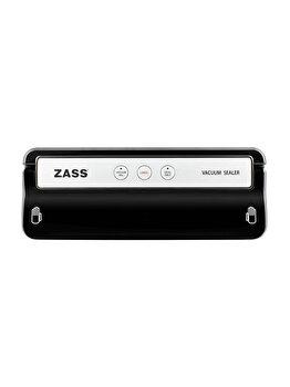 Aparat de vidat alimente, Zass, 155 W, ZVS 01, Negru de la Zass