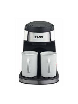 Cafetiera cu filtru Zass ZCM 01, Putere 450W, 2 cesti ceramice incluse de la Zass