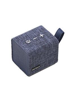 Boxa portabila, Serioux, Wave Cube, 3 W, Bluetooth, SRXS-TP5W2-SL, Albastru de la SERIOUX