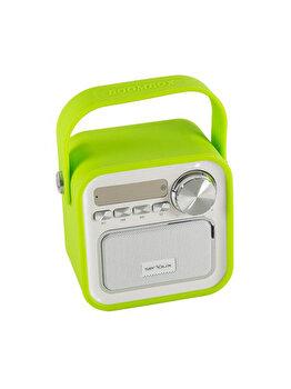 Boxa portabila Joy, Serioux, 5 W, Bluetooth, SRXS-JOYBLTGR, Verde de la SERIOUX