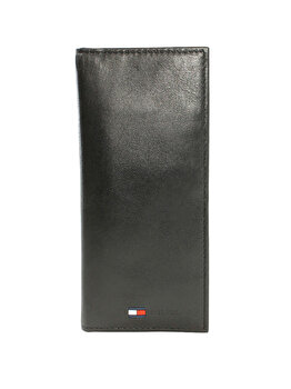 Portofel din piele naturala Tommy Hilfinger, Model31TL19X014-1 de la Tommy Hilfiger