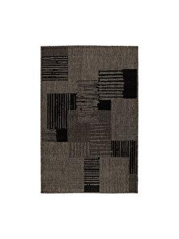 Covor Modern & Geometric Batna, Decorino, C23-031210, 100 x 150 cm, polipropilena, Gri de la Decorino