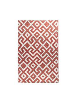 Covor Reversibil Modern & Geometric Titor, Decorino, C26-032710, 120 x 180 cm, polipropilena, Multicolor de la Decorino