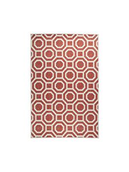 Covor Reversibil Modern & Geometric Titor, Decorino, C26-032703, 120 x 180 cm, polipropilena, Multicolor de la Decorino