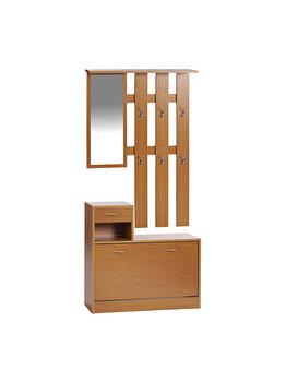 Set mobilier hol Filio UnicSpot 90 x 24 x 75 cm 90 x 22 x 116 cm