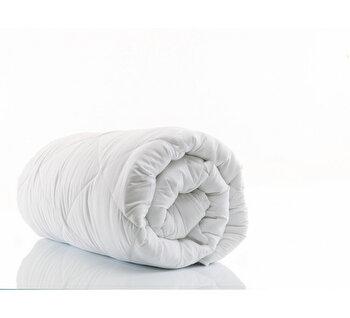 Pilota de pat pentru copii, Cotton Box, bumbac ranforce, 95 x 145 cm, 129CTN9702, Alb
