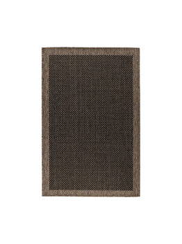 Covor Modern & Geometric Batna, Decorino, C02-031211, 160 x 230 cm, polipropilena, Maro
