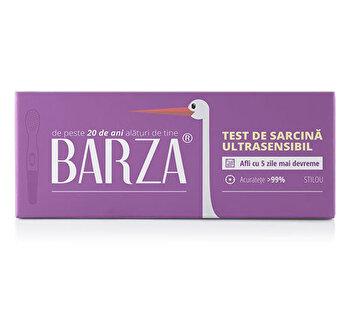 Test de sarcina stilou, Barza Ultrasensibil