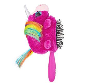Perie de par Wet Brush pentru copii Plush Unicorn de la Wet Brush