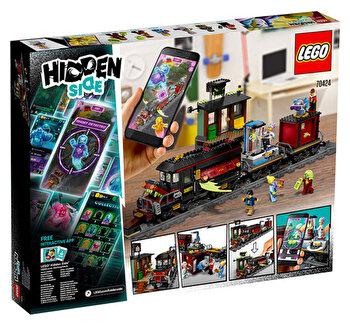 LEGO Hidden Side, Trenul expres al fantomelor 70424 de la LEGO