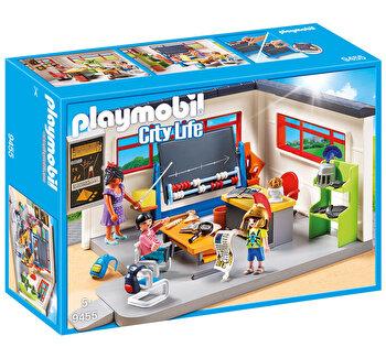 Playmobil City Life, Sala de istorie