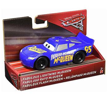 Cars, masini diverse modele 12 cm Fabulosul Mcqueen