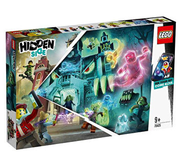 LEGO Hidden Side, Liceul bantuit Newbury 70425 de la LEGO