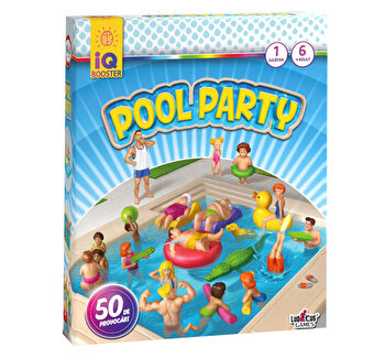 Joc IQ Booster – Pool Party Ro de la IQ Booster