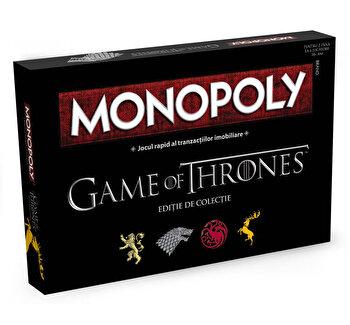 Joc Monopoly Urzeala Tronurilor