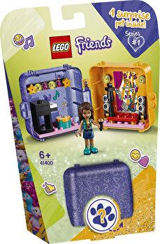 LEGO Friends, Cubul de joaca al Andreei 41400