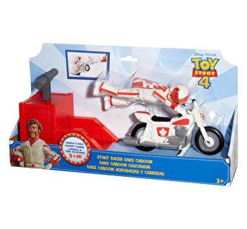 Toy Story 4 – Set Duke Caboom cu lansator de la Toy Story