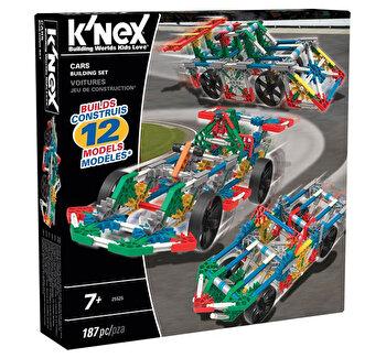 Set de constructie K'nex – masina de la K'Nex