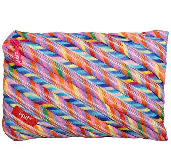 Penar cu fermoar, Zipit Colorz – multicolor dungi de la ZIPIT
