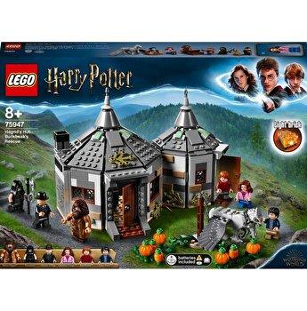 LEGO Harry Potter, Coliba lui Hagrid: Eliberarea lui Buckbeak 75947 de la LEGO