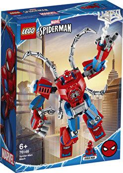 LEGO Super Heroes, Robot Spider Man 76146 de la LEGO