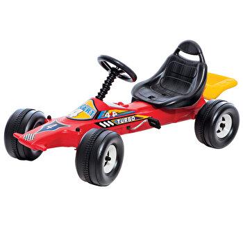Kart cu pedale Dohany GO Formula 1 de la Dohany