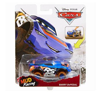 Cars, xrs mud personaje principale Barry Depedal de la Cars