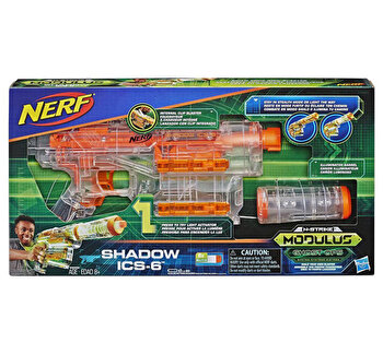 Blaster Nerf Modulus Shadow ICS 6 de la Nerf